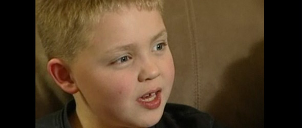 Police Use Pepper Spray On 8-Year-Old (VIDEO)