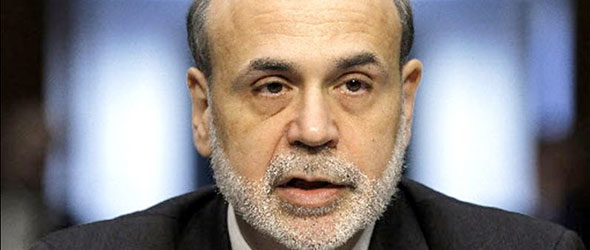 Federal Reserve Chairman Ben Bernanke Holds First Fed Press Conference In History
