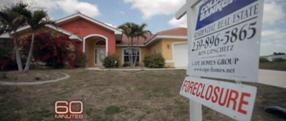 FDIC Chairman: Foreclosure Clean-Up Fund Needed (VIDEO)