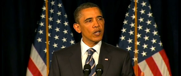 Source: President Obama Says He'll Risk Job For Debt Deal (VIDEO)