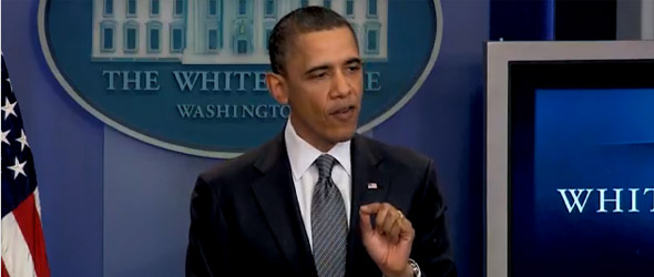 President Obama: Budget Delays 'Inexcusable' (VIDEO)