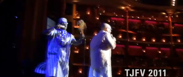 Tom Joyner And J. Anthony Brown: Roland You Can't Party Like That For 7 Days (VIDEO)