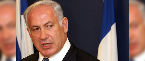 Israeli PM Rejects Obama's Vision For Mideast