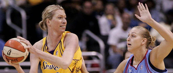 Former WNBA Player Dies At 37