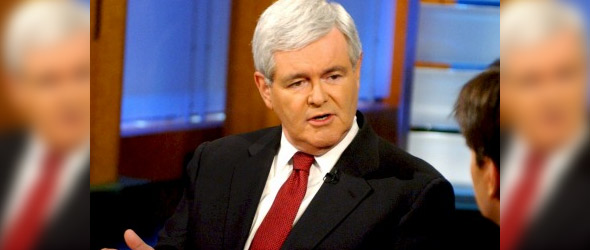 Newt Gingrich: 'I Am Not A Washington Figure'