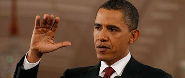 Obama, Dems: This is Your Economy; Deal With It