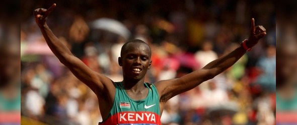 Police: Kenya&#8217;s Olympic Marathon Champ Jumps To Death