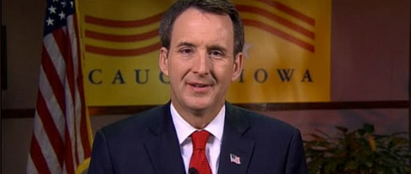 Tim Pawlenty Endorses Former Rival Mitt Romney