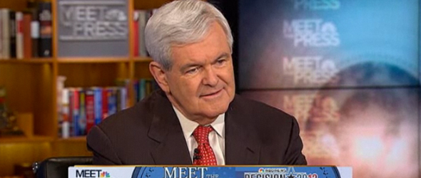 Gingrich Tries To Explain personal 'Mistakes' (VIDEO)