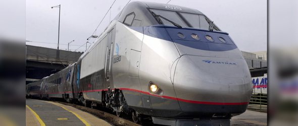 Amtrak, 15 States Get $2B In High-Speed Rail Money