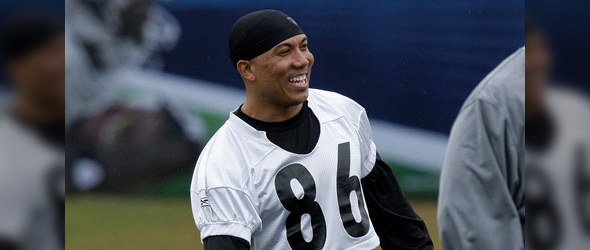 Hines Ward Arrested At Gunpoint In LAPD Mix-Up