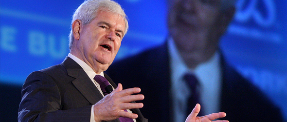 Gingrich Set To Announce Bid For White House Today