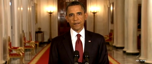 Did Pres. Obama Time His Bin Laden Death Report To Interrupt Celebrity Apprentice On Purpose? (VIDEO)