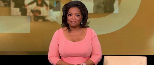 Oprah Winfrey's Last Show: Host On 25-Year Run (VIDEO)