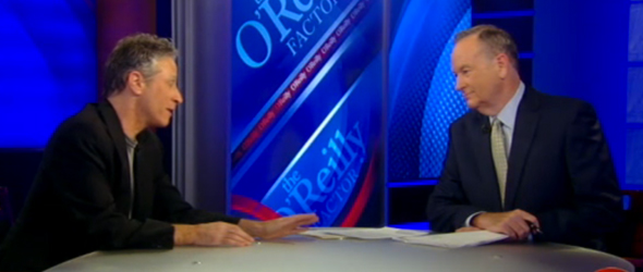 The O'Reilly-Stewart Debate: Common's Invitation To The White House (VIDEO)