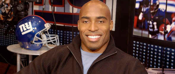 Tiki Barber Compares Himself To Anne Frank