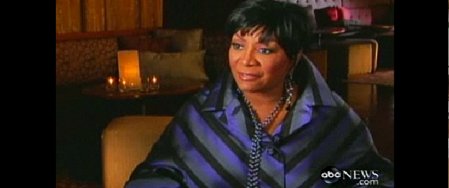 patti labelle on oprah. patti labelle oprah finale. Patti LaBelle Sued By West
