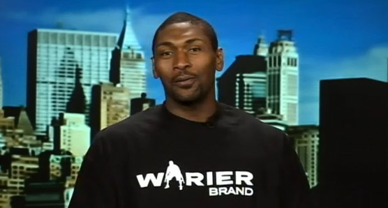 ESPN's PTI With Metta World Peace, The NBA Player Formerly Known As Ron Artest (VIDEO)