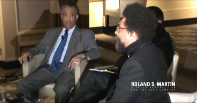 Rev. Al Sharpton And Dr. Cornel West Discuss President Obama's Performance And The Black Agenda (VIDEO)