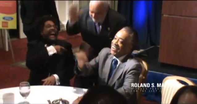WATCH: Rev. Al Sharpton And Dr. Cornel West At The NNPA Annual Convention (Recap)