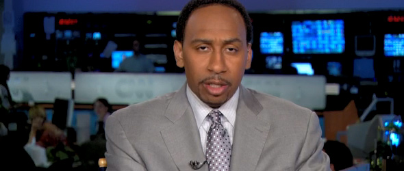 Stephen A. Smith Talks NBA Lockout (VIDEO)