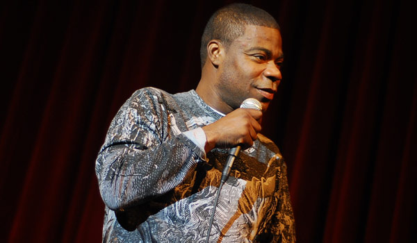 WTF? Comic Tracy Morgan Has Offensive Material?