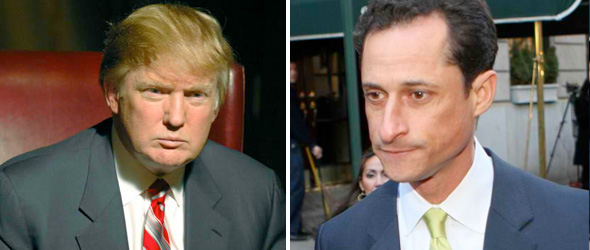 Donald Trump: Weiner Is 'Lying' (VIDEO)