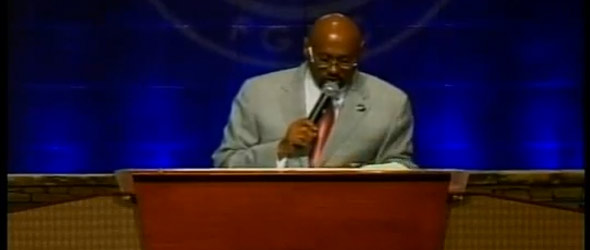 Bishop Paul Morton&#8217;s Message To Bishop Eddie Long (VIDEO)