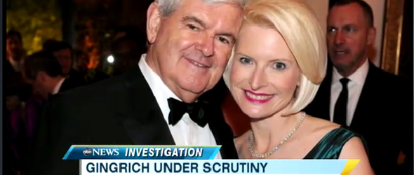 newt gingrich wives. newt gingrich wives pictures.