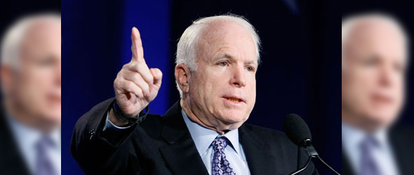John McCain&#8217;s Illegal Immigrants Started Arizona Wildfires Claim Disputed By Forest Service
