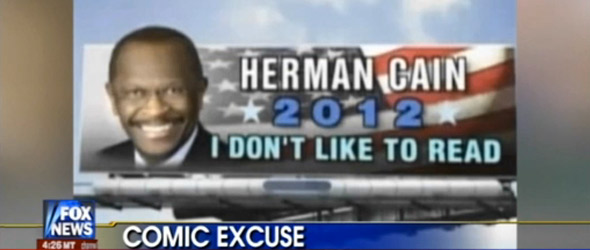 Jon Stewart To Fox News: Herman Cain Joke Wasn't Offensive (VIDEO)