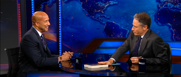 Former New Orleans Mayor Ray Nagin Discusses New Book On The Daily Show (VIDEO)