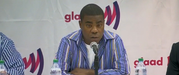Tracy Morgan Apologizes For Anti-Gay Rant (VIDEO)