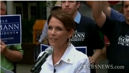 Michele Bachmann: My Migraines Will Not Stop Me From Serving As Commander-In-Chief (VIDEO)
