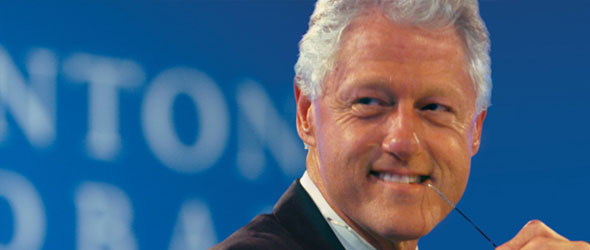 "Bill Clinton: I Would Raise The Debt Limit And ""Force The Courts To Stop Me"""