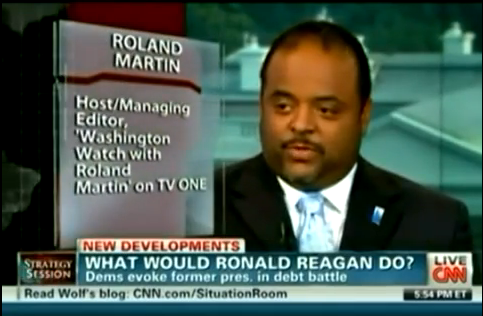 Roland Martin: Democrats And Republicans Acting Like Children Holding On To Ideology In Debt Debate (VIDEO)