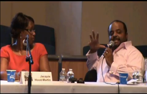 WATCH: Roland Martin & Jackie Hood-Martin / Bill & Kim Allen's 'It Flows Through Us' Panel Discussion (VIDEO)