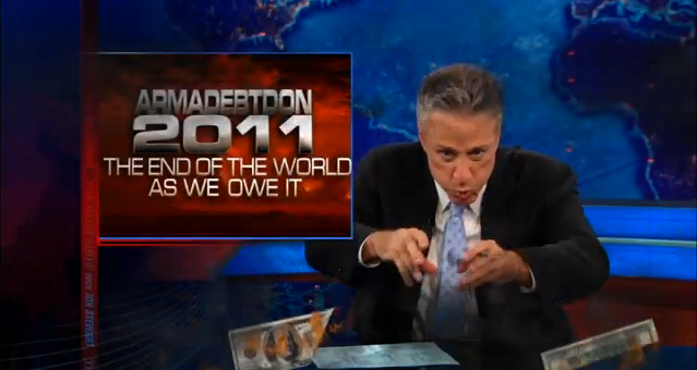 Daily Show: Armadebtdon 2011 – Call Congress