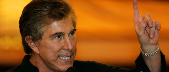 Casino Magnate Steve Wynn Says Business Owners &#8216;Fear&#8217; President Obama