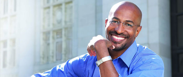 Roland, TJMS, 07.20.11: Roland S. Martin/Tom Joyner Morning Show, Van Jones' New Initiative Looks To Get Americans Back To Work And 'Rebuild The Dream'