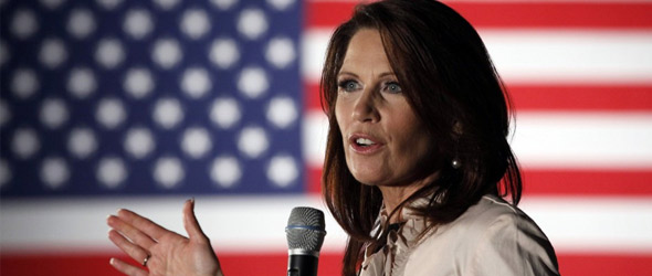 Michele Bachmann's Denomination Affirms That Pope Is 'Antichrist'