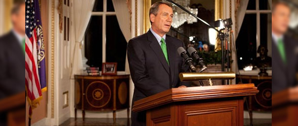 Congressional Budget Office Sends Boehner Back To Drawing Board