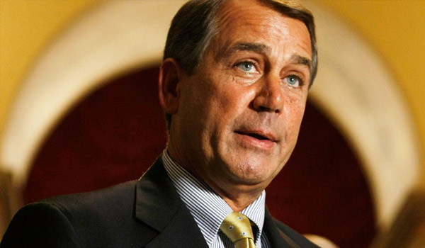 Is It Too Late For Boehner To Get GOP Asses In Line To Vote On His Debt Plan? (VIDEO)