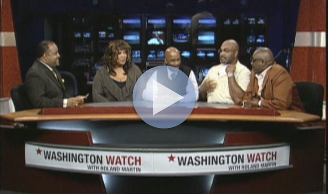 Unfiltered: Comedians Kym Whitley, Damon Williams, Buddy Lewis And J. Anthony Brown Laugh It Up On Washington Watch Pt. 2 (VIDEO)