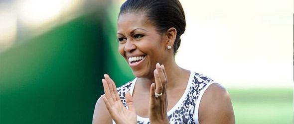 Michelle Obama&#8217;s Shake Shack Burger Indulgence Defended by Nutritionists