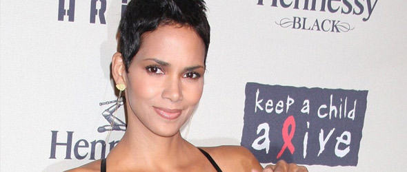 Intruder Arrested On Halle Berry's Property