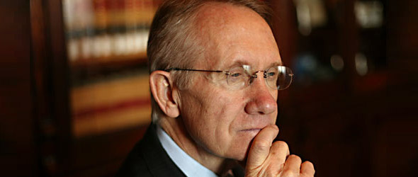 Sen. Harry Reid Has Chosen Three Lawmakers For Deficit Reduction Committee