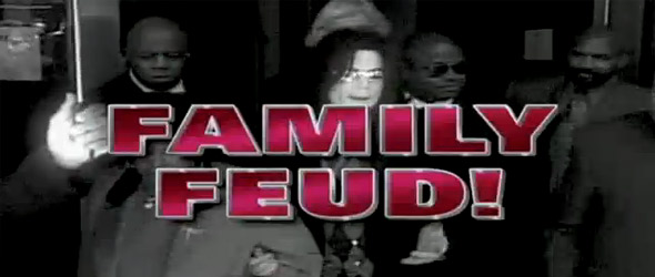 Jackson Family Fued Over Michael Tribute (VIDEO)