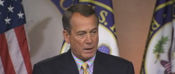 LIVE VIDEO: Speaker John Boehner Statement On Deficit Talks