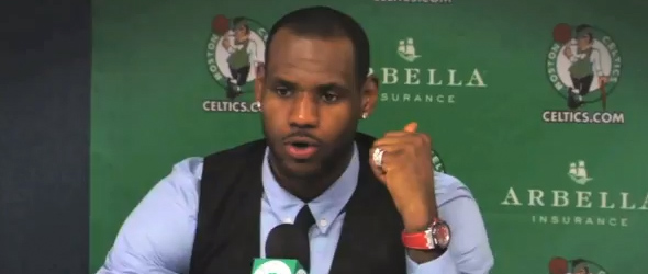 "Rome Wasn't Built In One Day: Lebron's ""Decision"" Remixed By DJ Steve Porter"